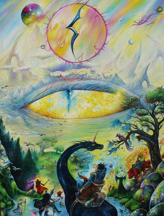 L'oei du dragon et la racine Kakone copie